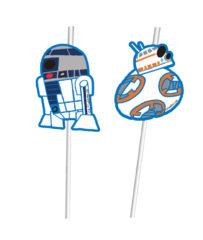Star Wars Forces - Medallion Flexi Drinking Straws
