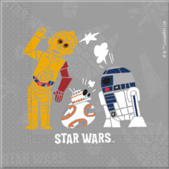 Star Wars Forces - Two-ply Paper Napkins 33x33cm