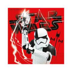Star Wars The Last Jedi - Two-ply Paper Napkins 33x33cm - 88551