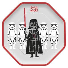 Star Wars Paper Cut - Shaped Plates - 88987