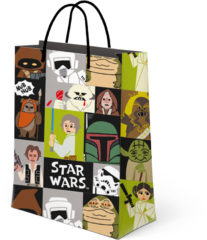 Star Wars Paper Cut - Paper Bags