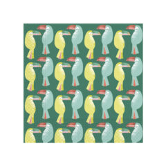 Toucan - Two - Ply Paper Napkins 33x33 cm - 90563