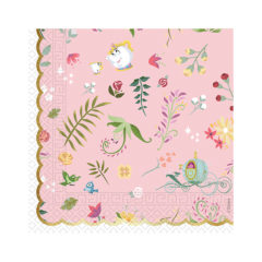 True Princess - Three-ply Paper Napkins 33x33cm - 89901