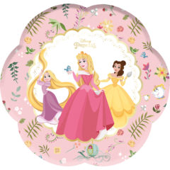 True Princess - Shaped Plates - 88957