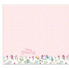 True Princess - Plastic Tablecover 120x180cm - 88961