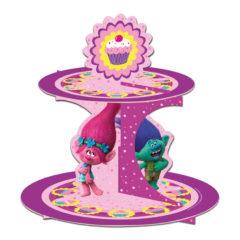 Trolls - Cupcake Stand - 87479