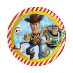 Toy Story 4 - Disney Pixar Toy Story 4 Paper Plates 23 cm - 90870