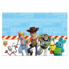 Toy Story 4 - Disney Pixar Toy Story 4 Tablecover 120x180 cm - 90232