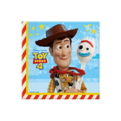 Toy Story 4 - Disney Pixar Toy Story 4 Two-Ply Paper Napkins 33x33 cm - 90872