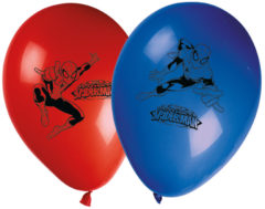 Ultimate Spider-Man Web Warriors - 11 Inches Printed Balloons - 81536