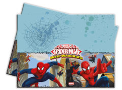 Ultimate Spider-Man Web Warriors - Plastic Tablecover 120x180cm - 85155