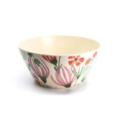 Decorata™ Bamboo Fiber Floral Set - Bamboo Fiber Bowl 14,7cm - 90761