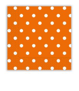 Napkins & Dots - Three-ply Paper Napkins 33x33 cm - 83211