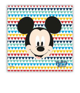 Mickey Awesome - Three-Ply Paper Napkins 33x33 cm - 89905
