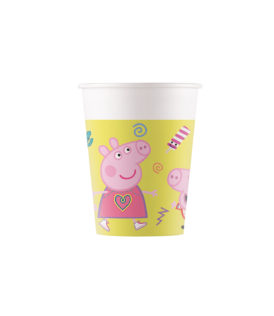 Peppa Pig Messy Play - Paper Cups 200 ml - 91033