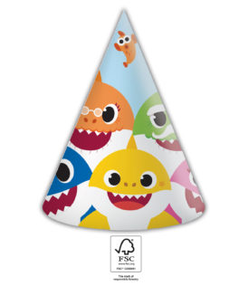 Baby Shark - Paper Hats FSC. - 92546