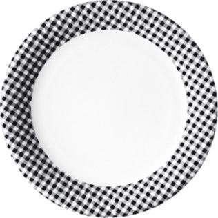 Paper Plates Medium 20 Cm Black Squares  sc 1 st  Procos Party & Red Green Yellow Black Blue Squares - Paper Plates Medium 20 Cm ...
