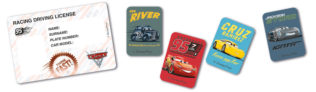 Cars 3 - Make Your Own Driving License - 87935