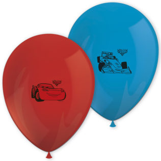 Cars 3 - 11 Inches Printed Balloons - 84876