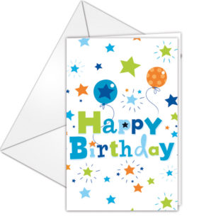 happy birthday boy invitations envelopes procos