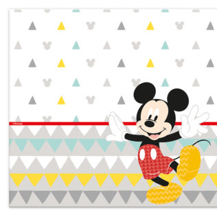 Mickey Awesome - Plastic Tablecover 120x180 cm. - 89004