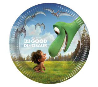 Paper Plates Medium 20cm  sc 1 st  Procos Party & The Good Dinosaur - Paper Plates Medium 20cm - Procos