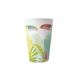 Toucan - Reusable Plastic Cups 400ml - 90965