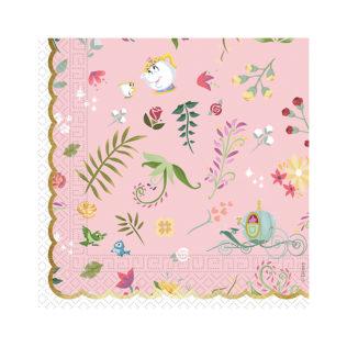 True Princess - Three-ply Paper Napkins 33x33cm - 89901