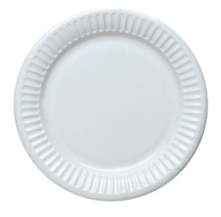 Laminated Paper Plates 20 Cm  sc 1 st  Procos Party & White Paper Plastic Plates White Plastic Cups u0026 Crystal Cups ...