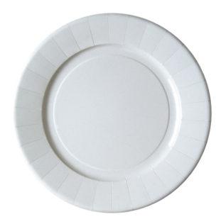 Laminated Paper Plates 28cm  sc 1 st  Procos Party & White Paper Plastic Plates White Plastic Cups \u0026 Crystal Cups ...