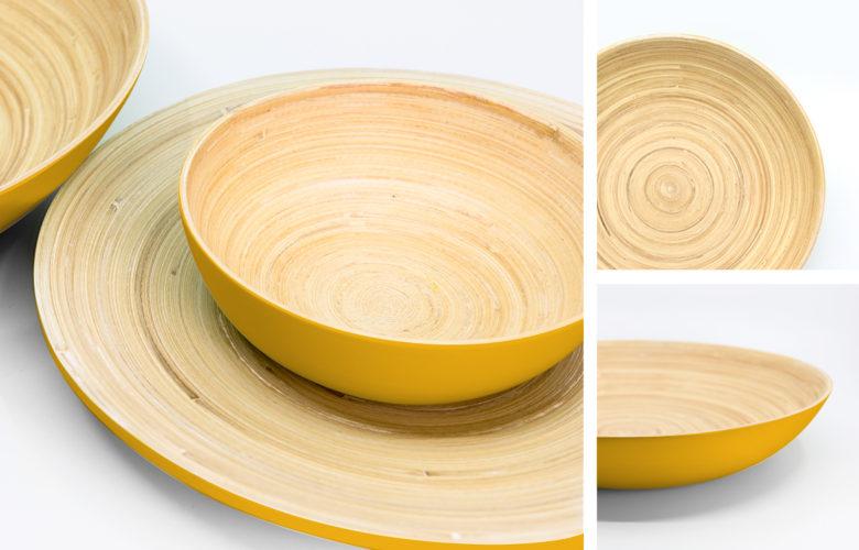 Decorata™ Spun Bamboo Products